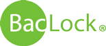 Look for the BacLock® logo